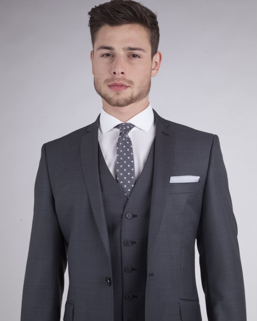 Charcoal Rental Suit 2