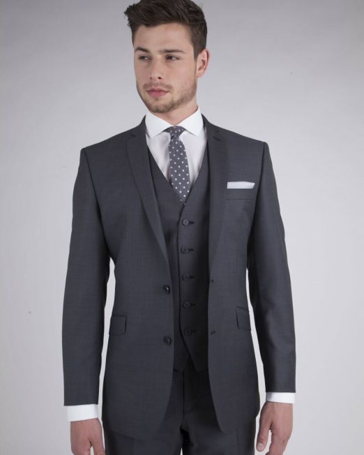 Charcoal Rental Suit 3