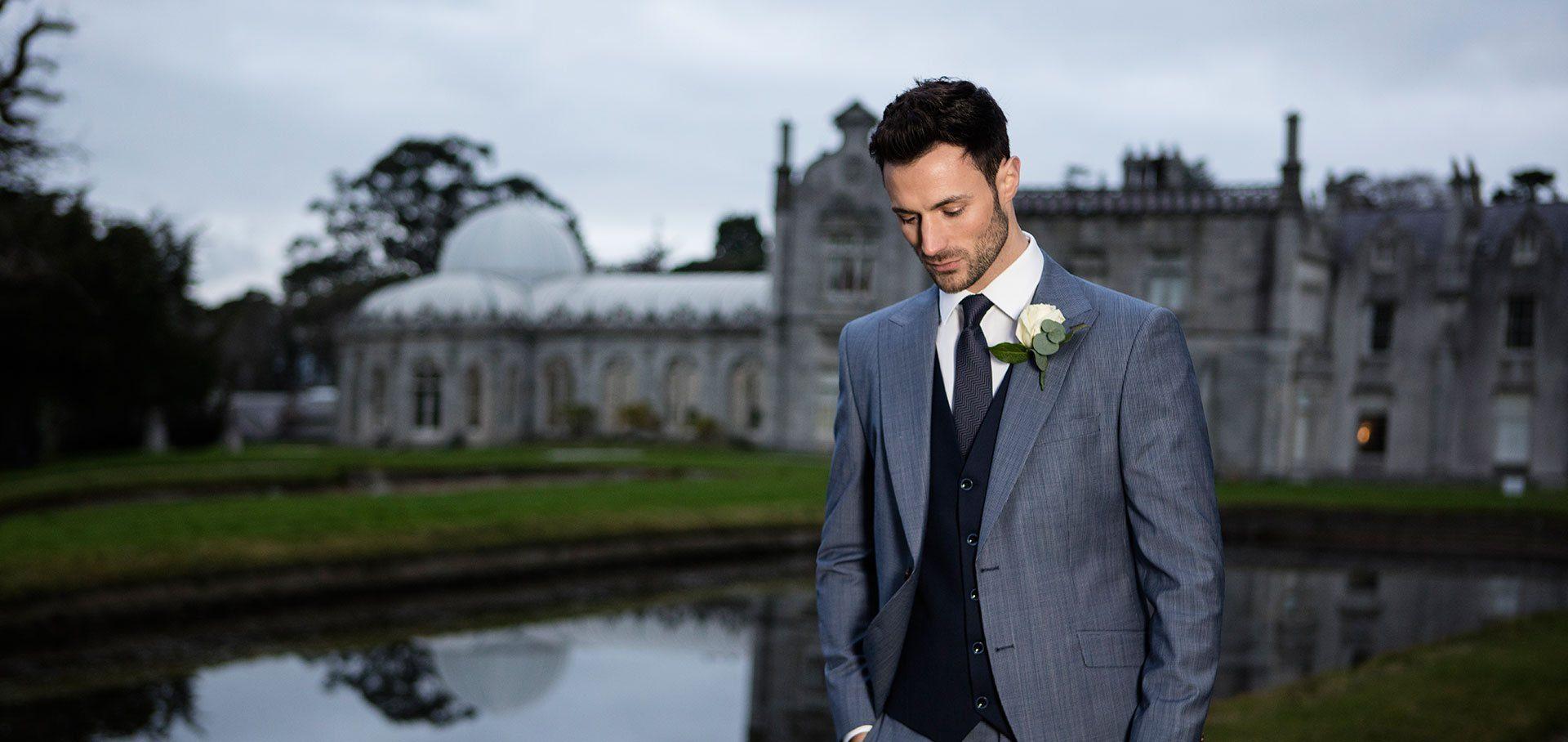 Wedding Suit Rental Cork