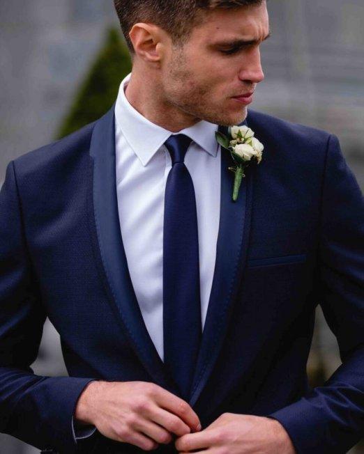 Navy Tuxedo 2